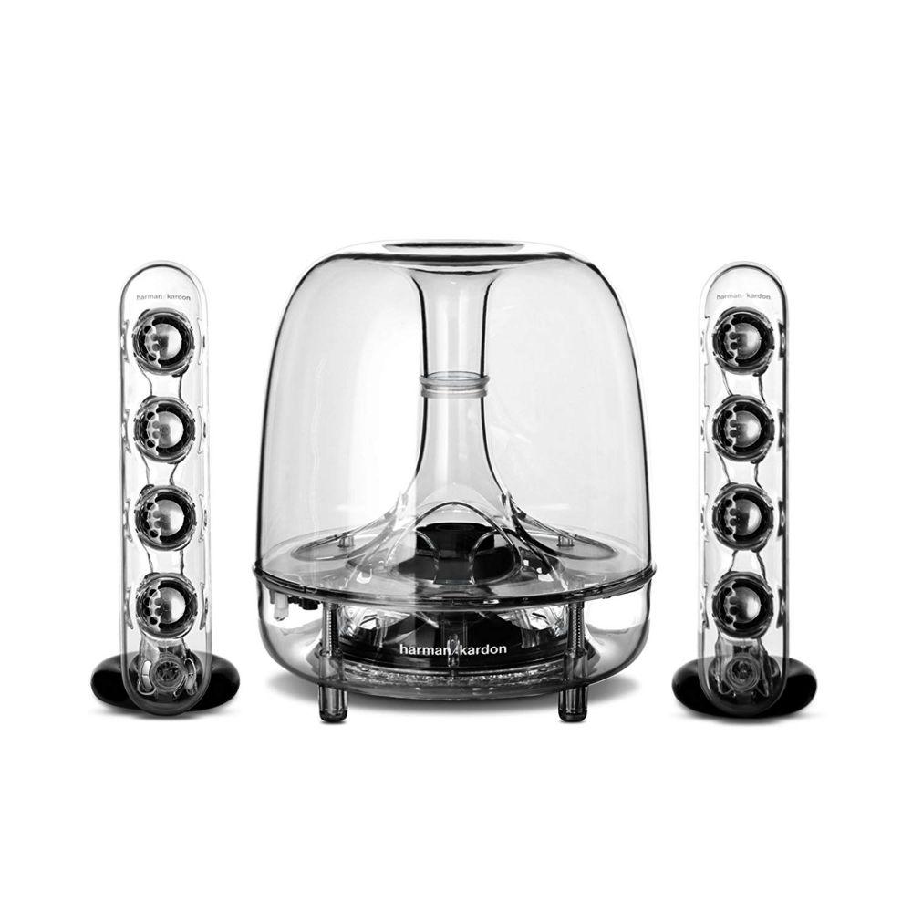 Harman/Kardon SoundSticks III - speaker sets (Universal, Amplifier,  Built-in, AC) - Wired